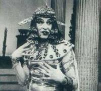 Milton Berle In Drag