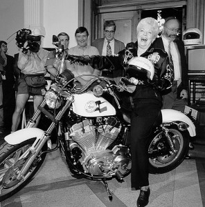 Not Your Parents' Disney Princess -- TX Gov. Ann Richards