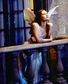 "Claire Danes in ""Romeo + Juliet"""