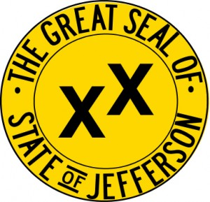 Seal Of The Great State Of Jefferson
