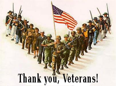 Vintage Veterans Post