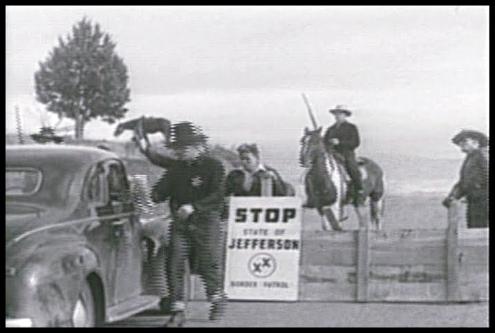 Border Patrol State of Jefferson (1941)