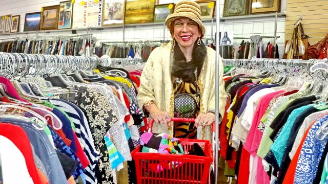 Fashionista Shopping